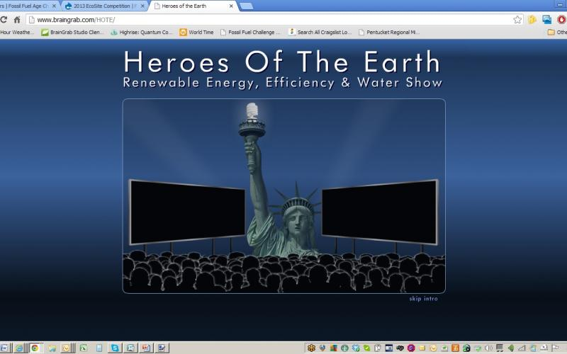 Heroes of the Earth