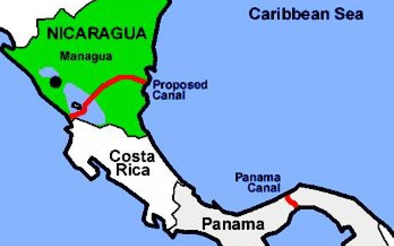 Nicaragua Canal? The Fossil Fuel Man Lives