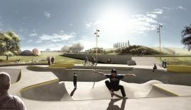 EcoEnlightened Skateboard Park Denmark