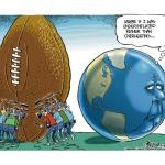 Overheating world vs deflate gate...sigh