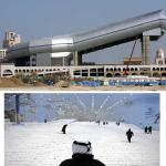 Indoor Ski Area in Dubai UAE